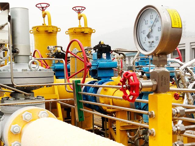 Vodovod, Kanalizacija, Gasovod